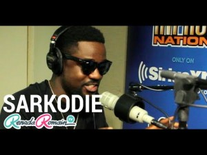 Sarkodie Freestyle on Sirius XM, Says He Can Battle ANY Rapper in the States!